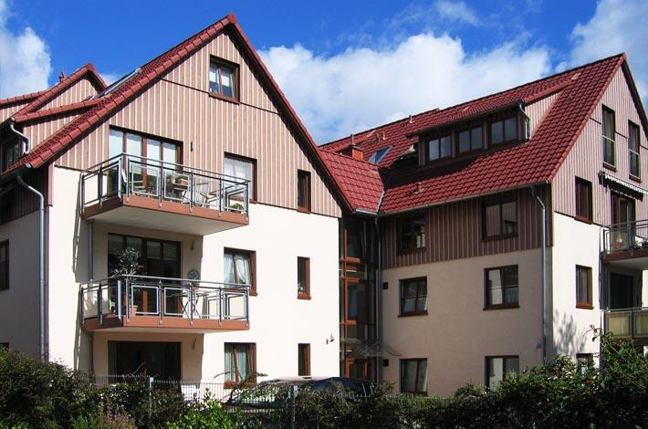 Mehrfamilienhaus mit 10 Wohneinheiten