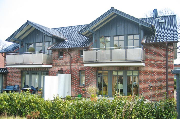 Mehrfamilienhaus mit 4 Wohneinheiten