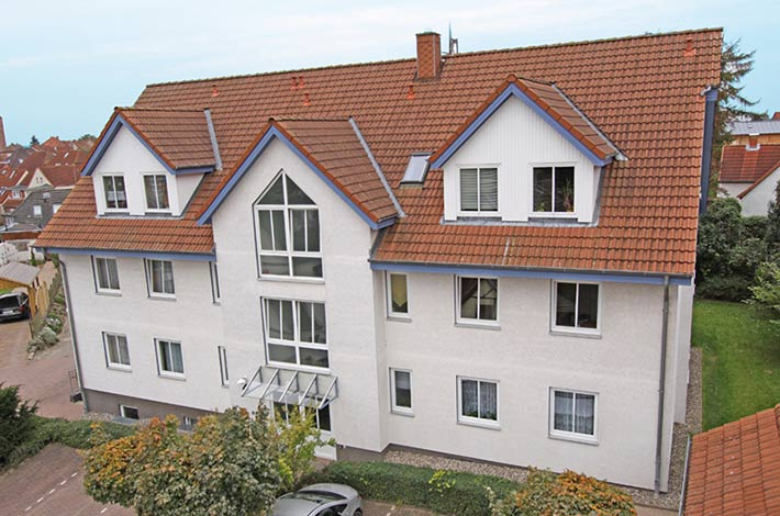Mehrfamilienhaus mit 9 Wohneinheiten