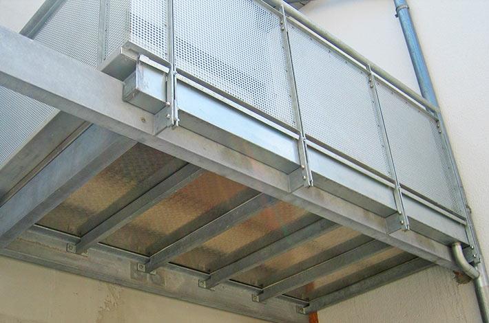 Balkone Balkongelander Bl Architektur