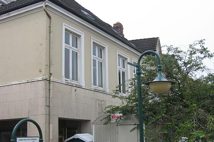 Umbau & Sanierung Geschäftsgebäude (Bestand)