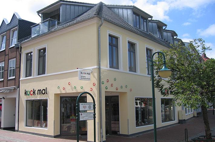 Umbau & Sanierung Geschäftsgebäude (fertiggestellt)